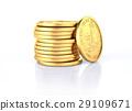 金融 硬币 钱币 29109671