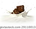 喬科省 巧克力 牛奶 29110013