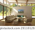 livingroom, modern, window 29110126