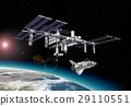 earth, shuttle, space 29110551