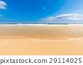 ท้องฟ้าเป็นสีฟ้า,มหาสมุทร,หาดทราย 29114025