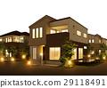 房屋 房子 住宅的 29118491