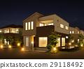 房屋 房子 住宅的 29118492