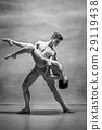 芭蕾 背景 夫婦 29119438