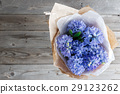 blue hyacinth table 29123262