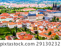 Old Town Square, Prague, View from above 29130232