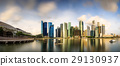 Singapore Skyline and view of Marina Bay 29130937