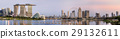 Singapore Skyline and view of Marina Bay 29132611