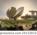 Singapore Skyline and view of Marina Bay 29132615