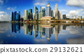 Singapore Skyline and view of Marina Bay 29132621
