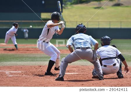 고교 야구 경기 29142411