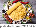 Ingredient for cooking pasta 29142432