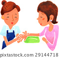 hand, massage, female 29144718