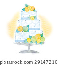 婚礼蛋糕 蛋糕 婚礼 29147210