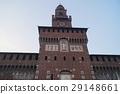 Citadel of Milan Sforzesco castle 29148661