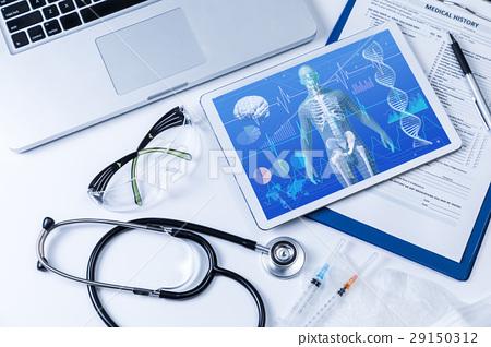 ภาพเทคโนโลยีทางการแพทย์ 29150312