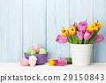 復活節 蛋 鬱金香 29150843