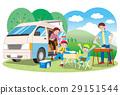 露營和燒烤 29151544