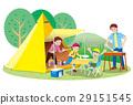 營地 露營 家庭 29151545