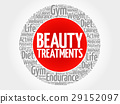 Beauty Treatments word cloud collage 29152097