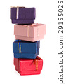Stack of gift boxes  29155025