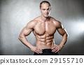白人 健身房 男性 29155710