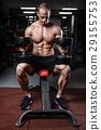 锻炼 哑铃 健身房 29155753