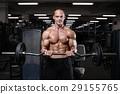 白人 健身房 男性 29155765