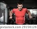 鍛煉 健身房 男性 29156126