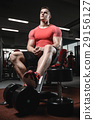 caucasian, gym, health 29156127