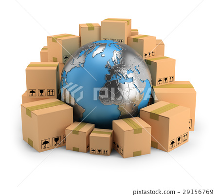 global delivery 29156769
