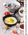 fried, eggs, quail 29156839