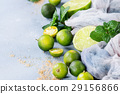 Ingredients for mojito 29156866