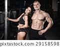 athlete, body, couple 29158598