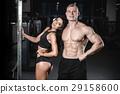 athlete, body, couple 29158600