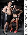 athlete, body, couple 29158603