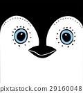卡通 动物 企鹅 29160048
