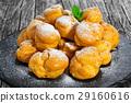 Delicious profiteroles  29160616