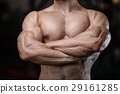 arms, fitness, male 29161285