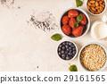Healthy breakfast  29161565