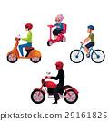 自行车 脚踏车 小型摩托车 29161825