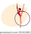 体操运动员 矢量 矢量图 29162881