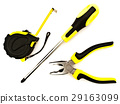 Pliers, Screwdriver And Meter 29163099