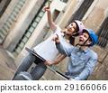 segways, happy, togetherness 29166066