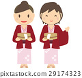 yukata hot spring 29174323