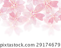 cherry blossom, backdrop, background 29174679