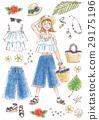 여름 패션 29175196