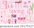 spring, cosmetics, image of spring 29175527