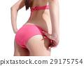 beauty woman wear bikini 29175754