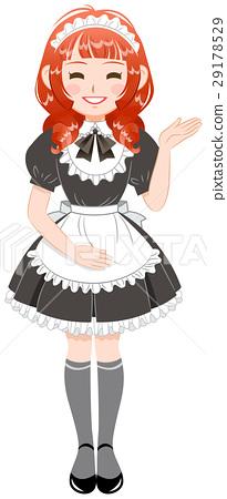 A maid girl 29178529